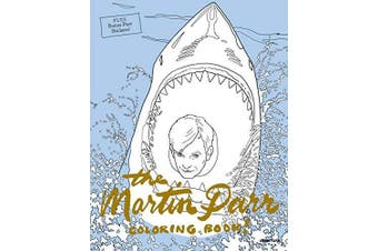 The Martin Parr Coloring Book! -Martin Parr,Jane Mount Photography Book