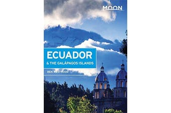 Moon Ecuador & the Galapagos Islands: Moon Handbooks - Travel Book Aus Stock