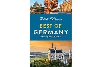 Rick Steves Best of Germany: Rick Steves - Travel Book Aus Stock