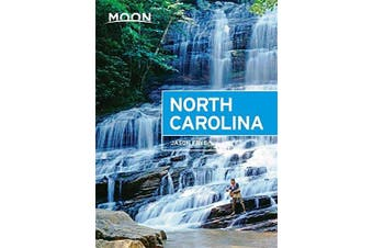 Frye, J: Moon North Carolina (Sixth Edition) -Jason Frye Travel Book Aus Stock