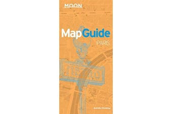 Moon Mapguide Paris: Moon MapGuide -D'Andrea, Aurelia Travel Book Aus Stock