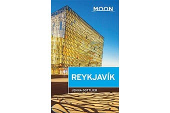 Moon Reykjavik: Moon Handbooks -Gottlieb, Jenna Travel Book Aus Stock