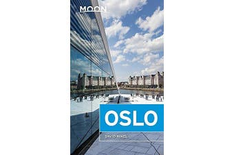 Moon Oslo (First Edition) -Nikel, David Travel Book Aus Stock