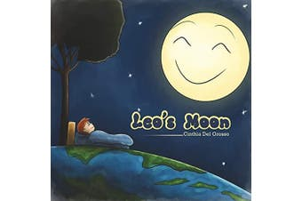 Leo's Moon -Cinthia del Grosso Children's Book Aus Stock