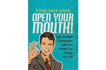 Open Your Mouth! Science Book Aus Stock