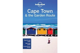 Lonely Planet Cape Town & the Garden Route: Travel Guide - Travel Book
