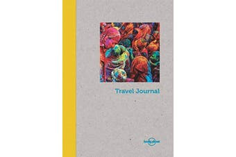 Lonely Planet Travel Journal: Lonely Planet - Travel Book Aus Stock