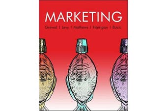 Marketing - Business Book Aus Stock