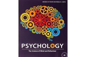 SW PSYCHOLOGY + PRAC WRITING GUIDE -Et Al Passer Psychology Book Aus Stock