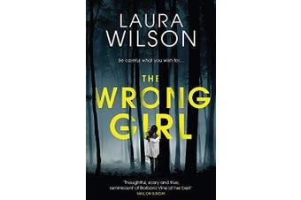 The Wrong Girl -Wilson, Laura Fiction Novel Book Aus Stock