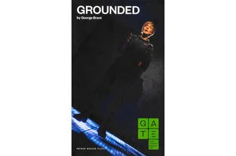 Grounded -George Brant Poetry Book Aus Stock