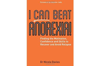 I Can Beat Anorexia! Psychology Book Aus Stock