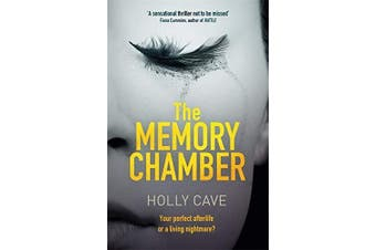 The Memory Chamber -Holly Cave Fiction Book Aus Stock