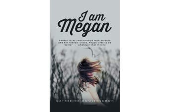 I Am Megan Fiction Book Aus Stock