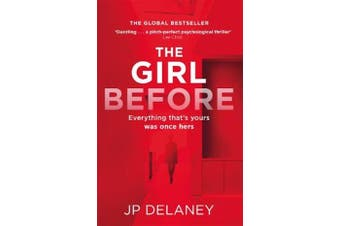The Girl Before Fiction Book Aus Stock