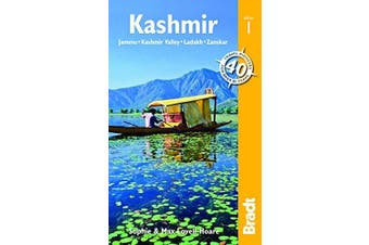 Kashmir Travel Book Aus Stock