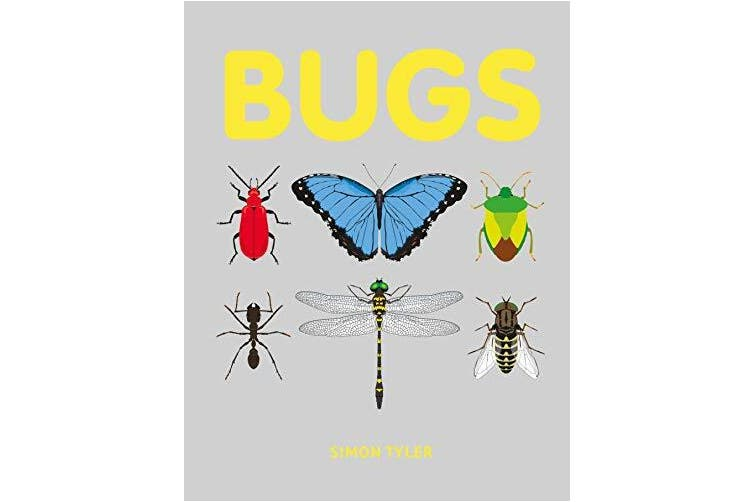Bugs -Tyler, Simon Children's Book Aus Stock