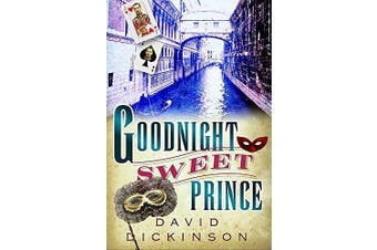 Goodnight Sweet Prince: Lord Francis Powerscourt - Fiction Novel Book Aus Stock