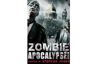 Zombie Apocalypse!: Zombie Apocalypse! - Fiction Novel Book Aus Stock