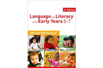 Language and Literacy in the Early Years 0-7 - Education Book Aus Stock
