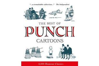 The Best of Punch Cartoons -Walasek, Helen Humour Book Aus Stock