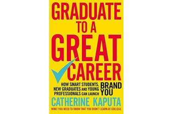 Graduate to a Great Career Education Book Aus Stock