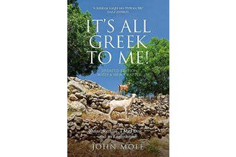 It's All Greek to Me! Travel Book Aus Stock