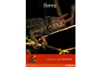 Sails Early Level 1 Set 2 - Red: Horns -Jo Windsor Language Arts Book Aus Stock
