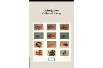 Collected Poems: Salt Modern Poets S. -James, John Poetry Book Aus Stock