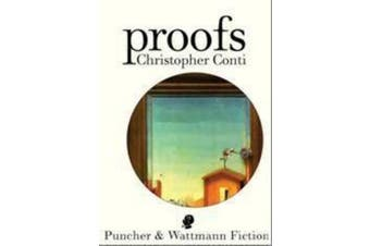 Proofs -Christopher Conti Fiction Book Aus Stock