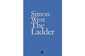 Ladder -Simon West Poetry Book Aus Stock