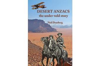 Desert Anzacs Technology & Engineering Book Aus Stock