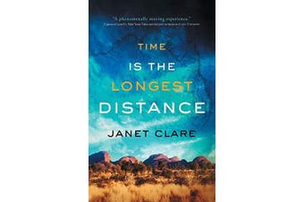 Time Is the Longest Distance -Janet Clare Fiction Book Aus Stock