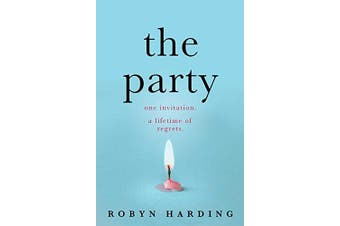 The Party -Robyn Harding Fiction Book Aus Stock