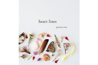 Heart Lines -Gemma Troy Poetry Book Aus Stock