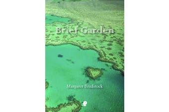 Brief Garden -Margaret Bradstock Poetry Book Aus Stock