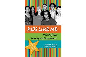 Kids Like Me: Voices of the Immigrant Experience - Education Book Aus Stock