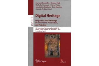 Digital Heritage. Progress in Cultural Heritage Computers Book Aus Stock