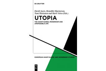 Utopia Fiction Book Aus Stock