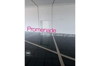Promenade: ...Through the Present Future: City of Culture of Galicia Aus Stock