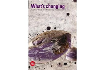 What's Changing? Art Book Aus Stock