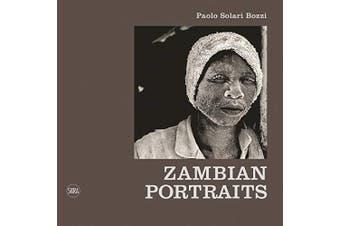 Zambian Portraits -Paolo Solari Bozzi Photography Book Aus Stock