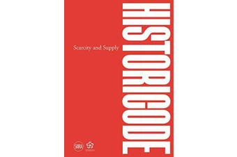 Historicode: Scarcity and Supply -Peng, Lu Art Book Aus Stock