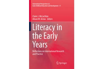 Literacy in the Early Years Education Book Aus Stock