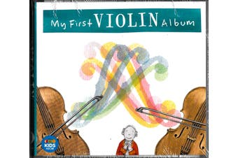 My First Violin Album BRAND NEW SEALED MUSIC ALBUM CD - AU STOCK