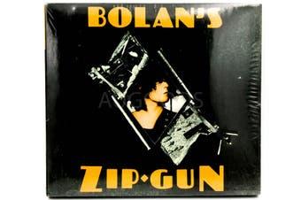 Bolan's Zip-Gun BRAND NEW SEALED MUSIC ALBUM CD - AU STOCK