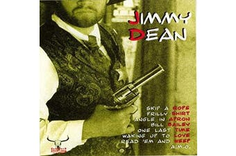 JIMMY DEAN SKIP A ROPE BRAND NEW SEALED MUSIC ALBUM CD - AU STOCK