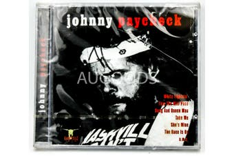 Johnny Paycheck - When the Grass Grows Over Me BRAND NEW SEALED MUSIC ALBUM CD
