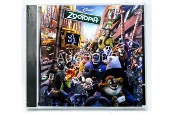 Disney - Zootopia Original Soundtrack BRAND NEW SEALED MUSIC ALBUM CD