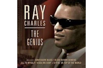 Ray Charles - Genius BRAND NEW SEALED MUSIC ALBUM CD - AU STOCK